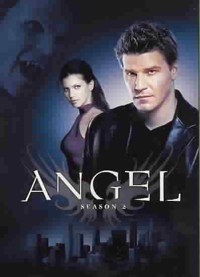 ANGEL SEASON 2 BY ANGEL (DVD)